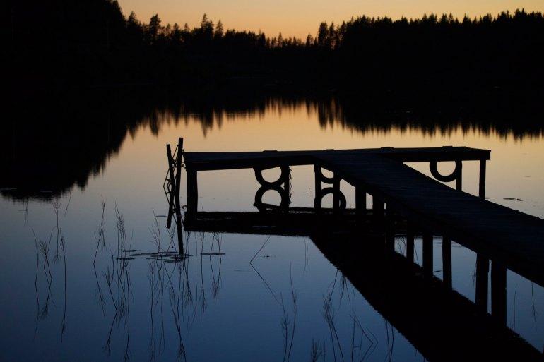 Sunset Västmanland