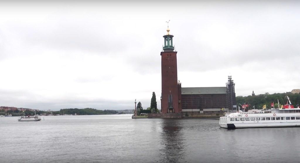 Qué ver en Estocolmo - Ayuntamiento