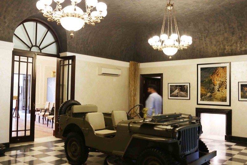 City Hangout - The New Bikaner House, Near India Gate