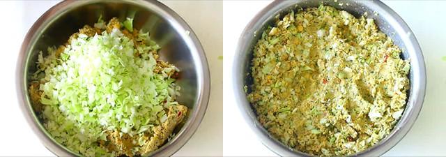 cabbage vadai 4