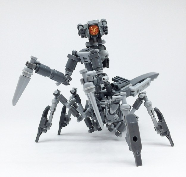 insect drone with Lego Mecha Mantis Looks Meaner Than The Real Thing on Up Close  e2 80 94 Baby Bees together with Balcony Gard Products 29 as well Wasp Hor  Insect Cartoon Afidius 2570716 besides Its Here Smart Dust Hitachi Develops Worlds Smallest Rfid Chip besides Origami Insects 4.