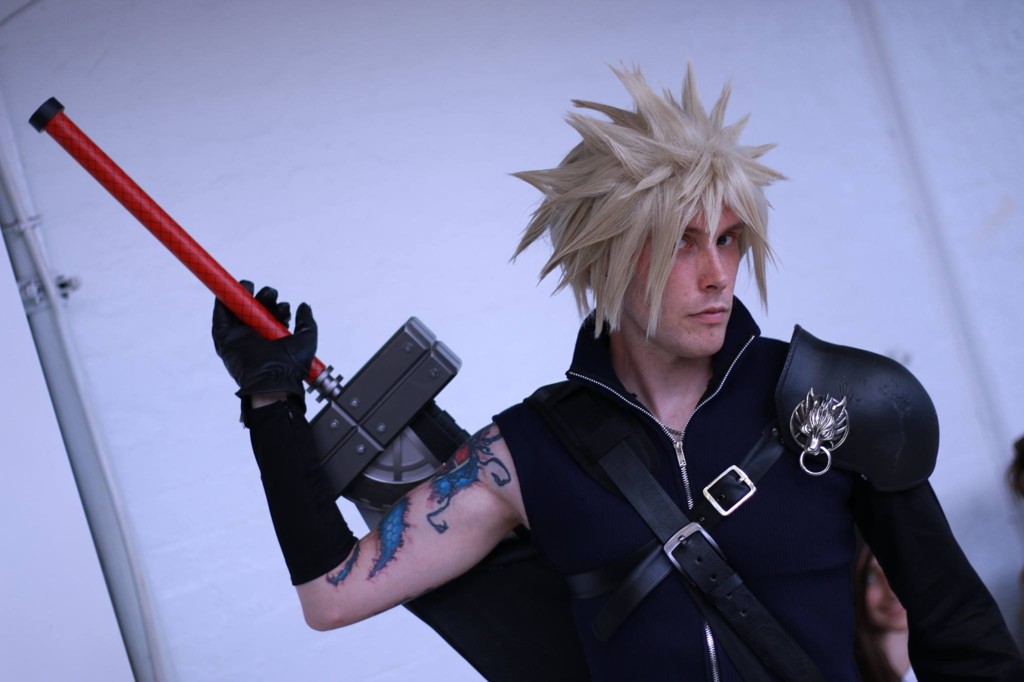 Cosplay Spotlight Advent Children Cloud Strife Cosplay