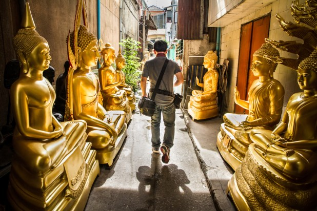 Paseo por Bangkok