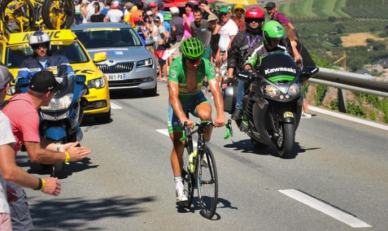 """The Green Hornet"" Peter Sagan"