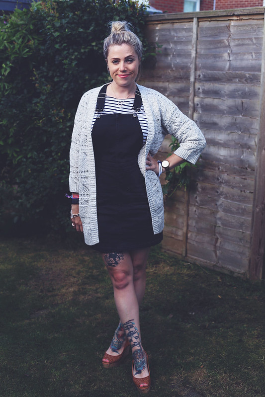 Fat Face dungaree dress