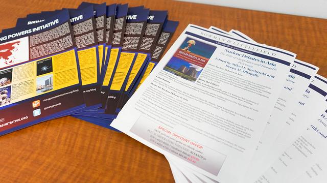 10.11.16 Nuclear Debates in Asia Book Launch