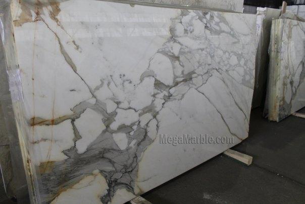 Calacatta Borghini Marble Slab