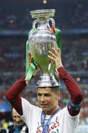 Frase do dia, de Cristiano Ronaldo