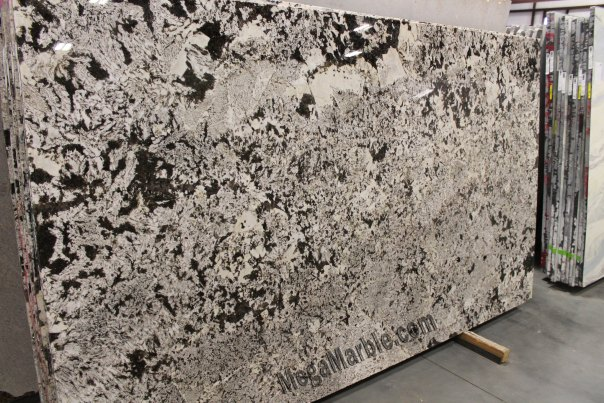 Aspen White Natural Stone Granite Slabs