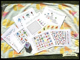 Mini ebook verano 2016 de juegos para niños