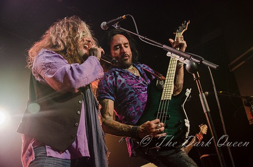 The Dead Daisies, Belfast, 21 July 2016