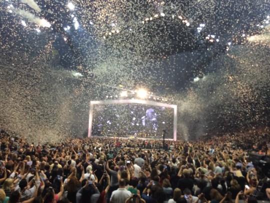 Adele's confetti