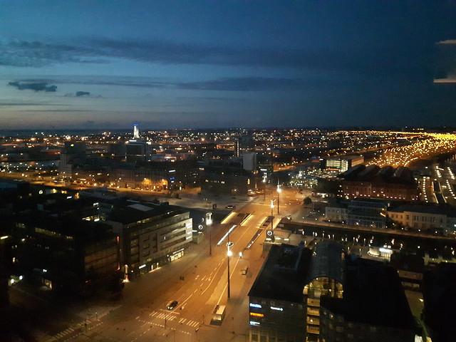 Room with a view _ Malmö Live