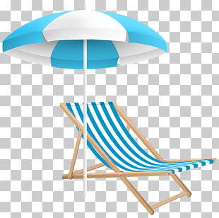 beach chair and umbrella clipart milo baughman chairs 1 211 png cliparts for free download uihere 8000x7947 px table strandkorb transparent blue white striped