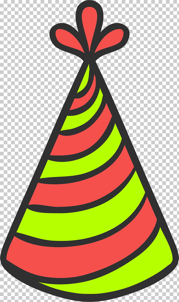 hight resolution of party hat birthday cake hand painted kawaii birthday hat png clipart