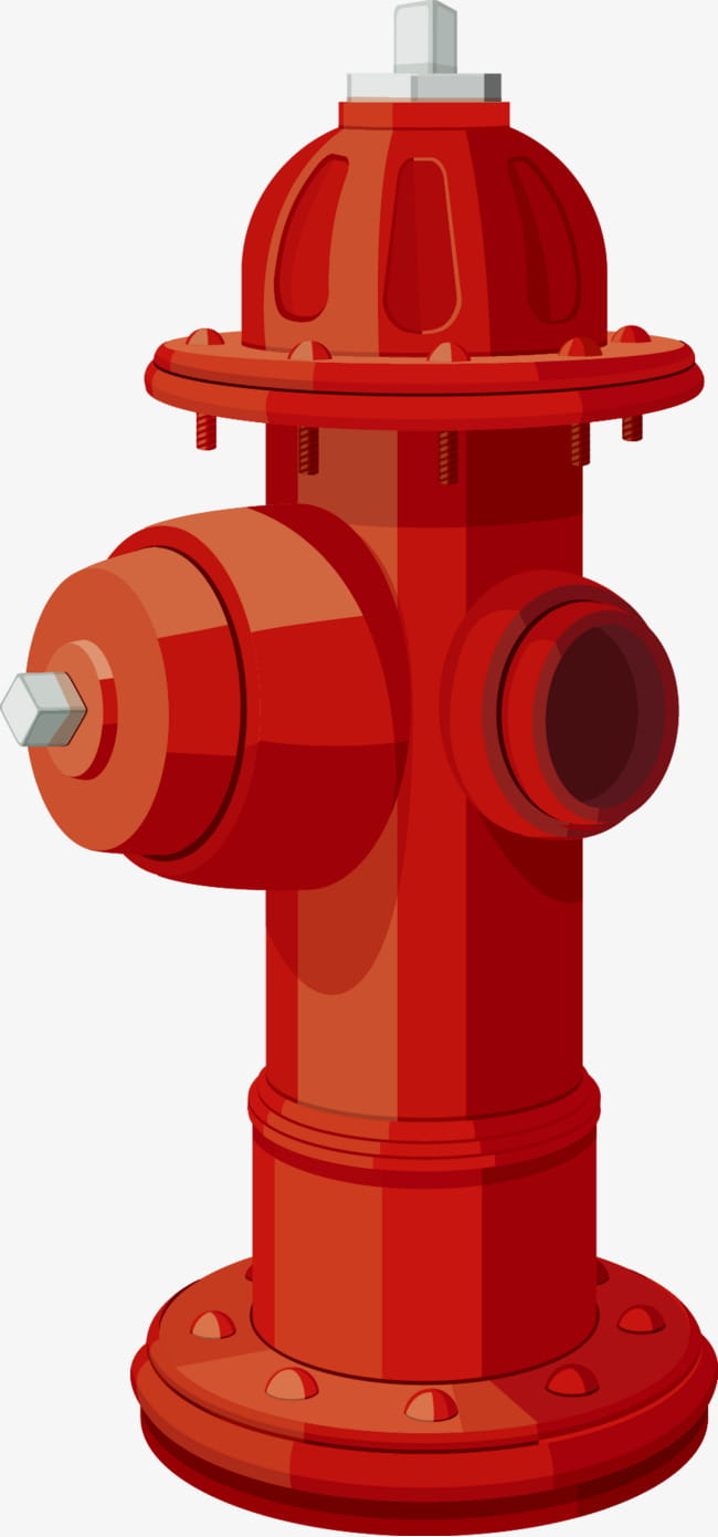 hight resolution of cartoon fire hydrant png clipart