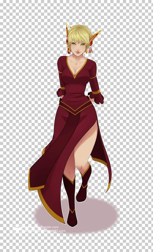 small resolution of art world of warcraft drawing blood elf world of warcraft png clipart