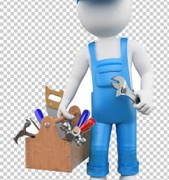 stock photography handyman house toolbox png clipart [ 728 x 1093 Pixel ]