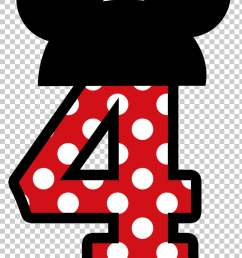 mickey mouse minnie mouse no 1 red and white polka dot number [ 728 x 1110 Pixel ]