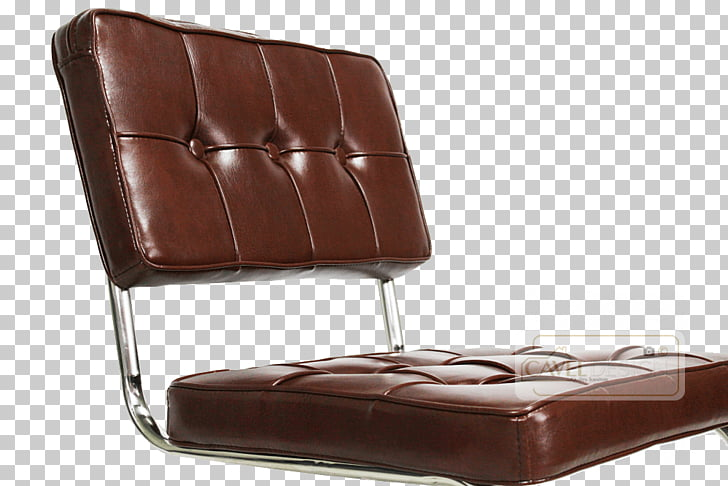 barcelona chair leather affordable salon chairs egg bauhaus png clipart free