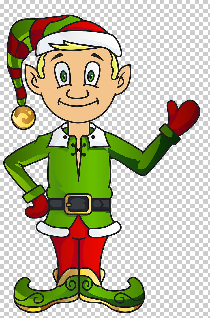 hight resolution of christmas elf santa claus summer elf s png clipart