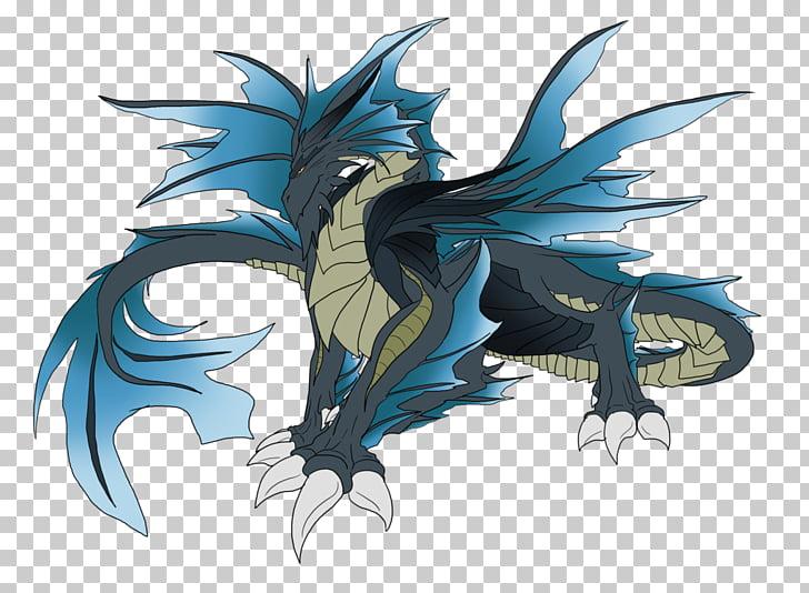 dragon desktop anime computer