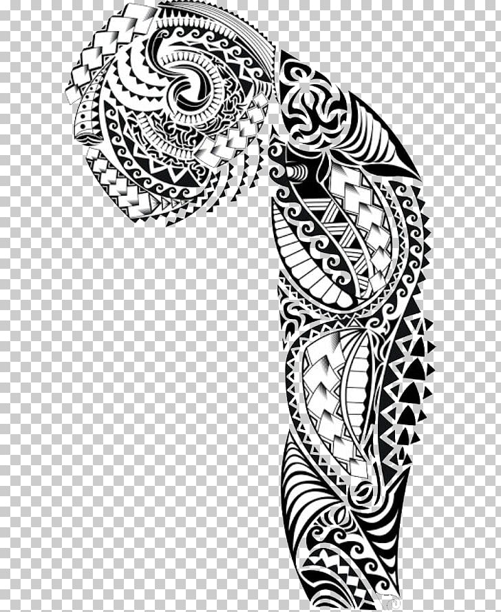Full Hand Tattoo Png Hd