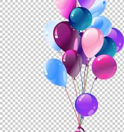 happy birthday to you balloon ballons assorted color party balloons png clipart [ 728 x 1349 Pixel ]