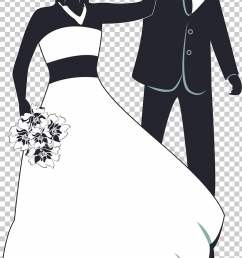 wedding invitation the bride and groom dancing png clipart [ 728 x 1244 Pixel ]