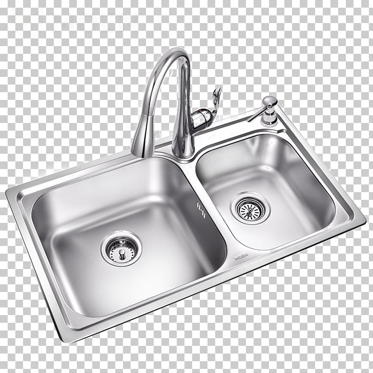 moen kitchen sink used on wheels for sale tap shower stainless steel vegetables basin packages thicken png clipart
