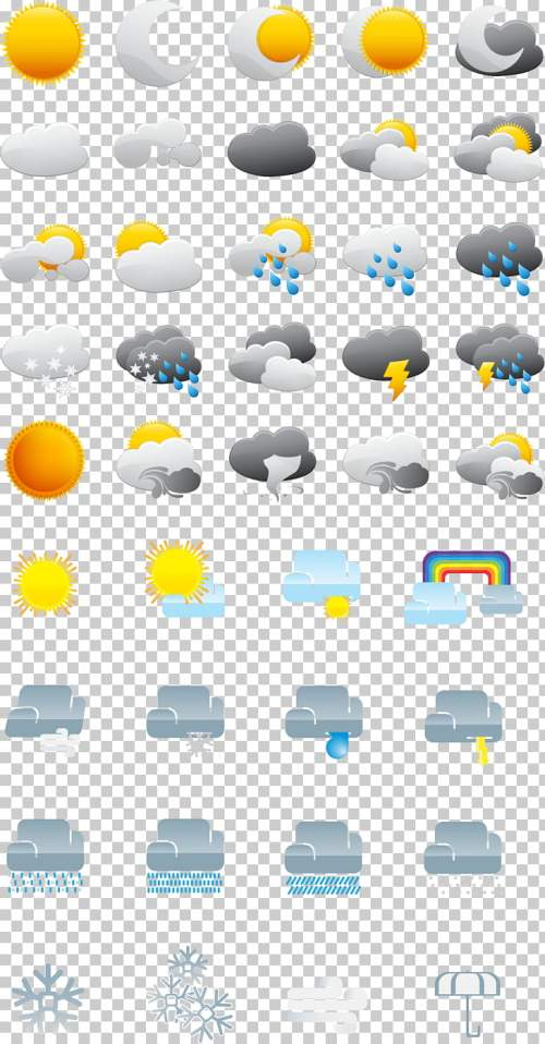 small resolution of weather forecasting weather icon png clipart