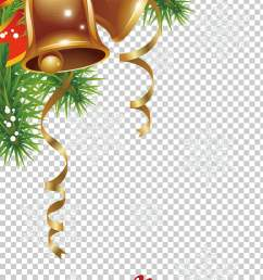 christmas ornament jingle bell new year christmas bells elements png clipart [ 728 x 1265 Pixel ]