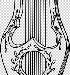 musical instruments lyre drawing musical instruments png clipart [ 728 x 1100 Pixel ]
