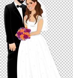 wedding invitation marriage bride wedding dress bride and groom groom and bride illustration png [ 728 x 1126 Pixel ]