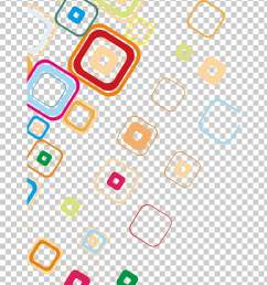 creative business card circle color shading assorted color squares illustration png clipart [ 728 x 1280 Pixel ]