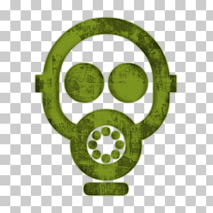 gas mask poison computer