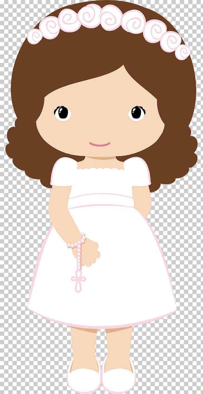 medium resolution of first communion baptism christening girl illustration png clipart