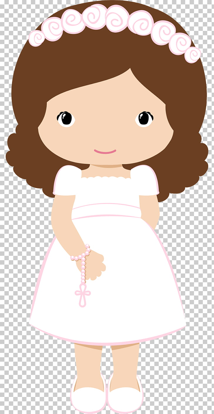 hight resolution of first communion baptism christening girl illustration png clipart