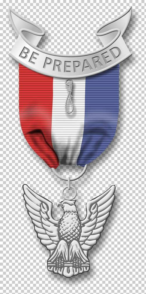 small resolution of eagle scout boy scouts of america scouting medal medal blue white and