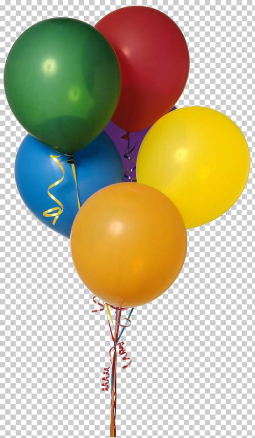 small resolution of balloon birthday gift party balloon png clipart