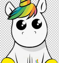 unicorn sticker kavaii unicorn sitting white unicorn art illustration png clipart [ 728 x 1083 Pixel ]