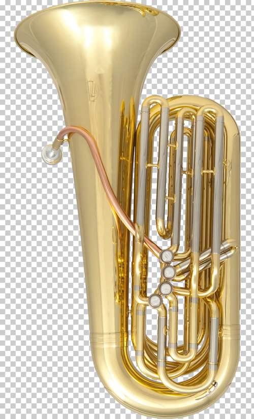 small resolution of tuba saxhorn euphonium cornet brass instruments metal tuba png clipart