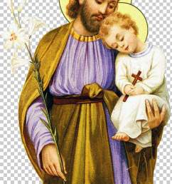 saint joseph prayer religion patron saint god png clipart [ 728 x 1114 Pixel ]