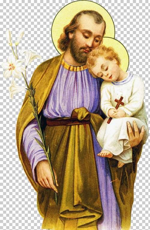 small resolution of saint joseph prayer religion patron saint god png clipart