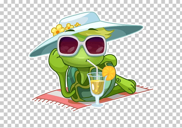 sticker tree frog emoji