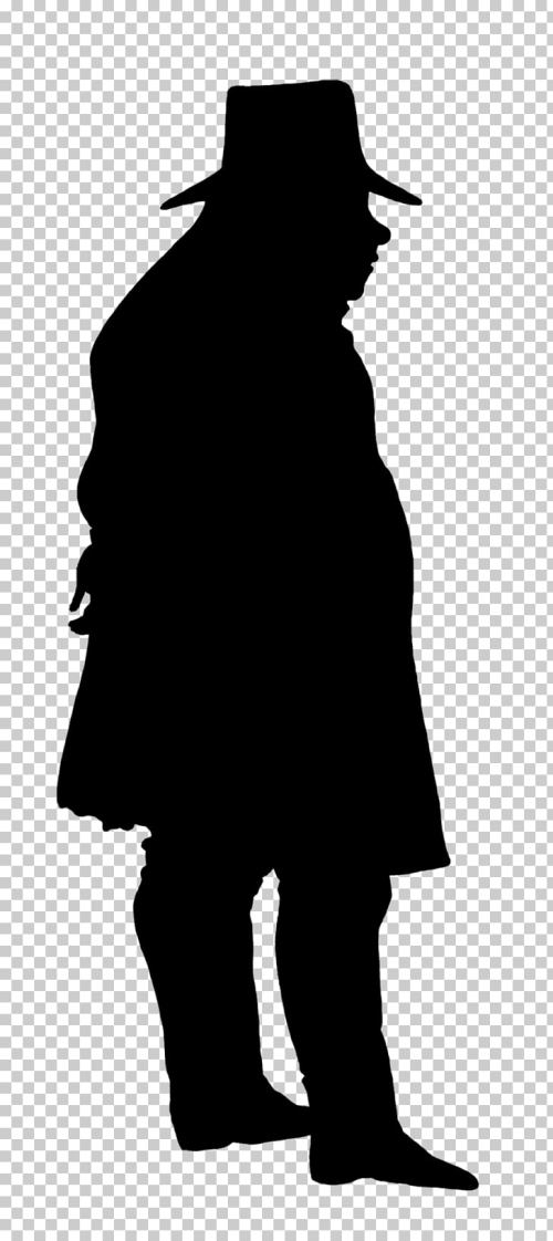small resolution of victorian era silhouette gentleman man silhouette png clipart