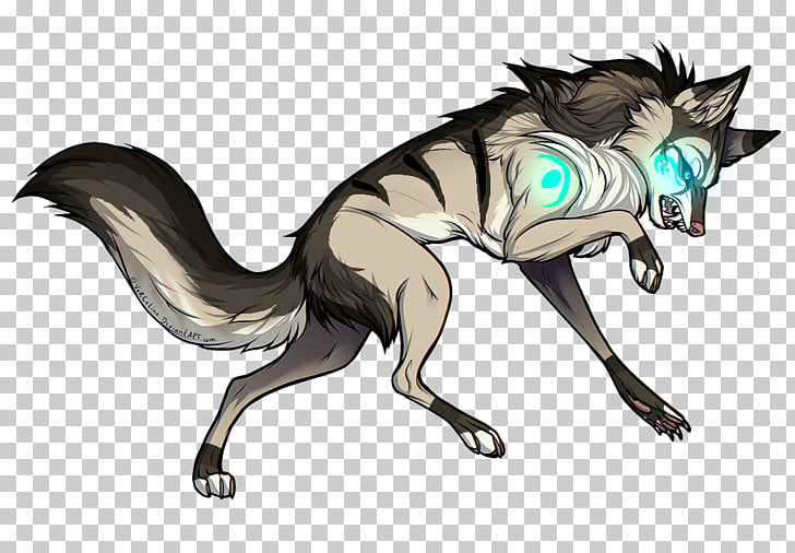 Drawing Pony Magic Werewolf Anime Wolf Pics Png Clipart Free Cliparts Uihere