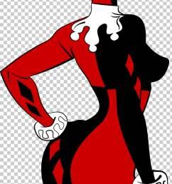 harley quinn batman joker cartoon comics harley png clipart [ 728 x 1572 Pixel ]