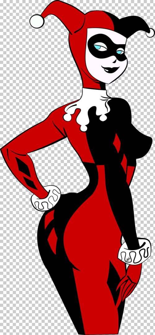 small resolution of harley quinn batman joker cartoon comics harley png clipart