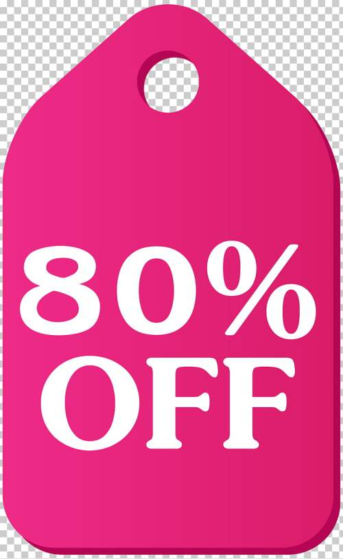 small resolution of icon scalable graphics pink discount tag pink and white 80 off tag png